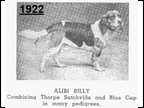 Alibi Billy 1922