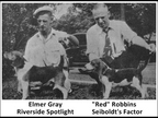 Elmer Gray and Red Robbins