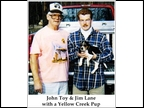 John Toy & Jim Lane
