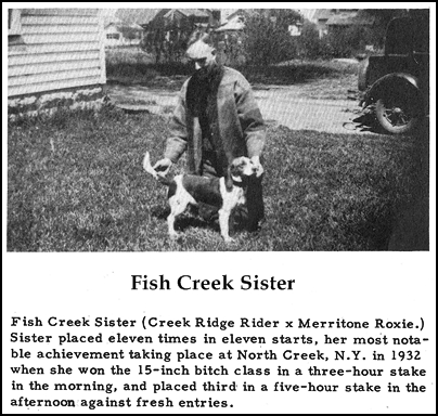 Fish Creek Sister