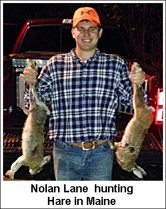 Nolan Lane after Maine Hunt